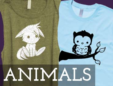 Clothes for Animal Lovers