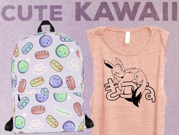 Cute and Kawaii Clothing