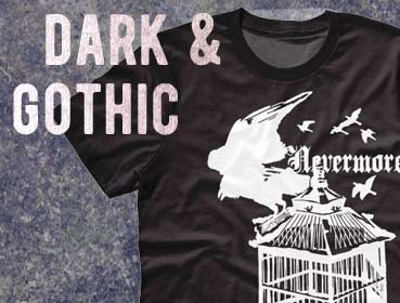 Dark & Gothic Apparel