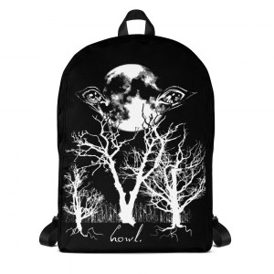 Howl: Eyes of the Night Forest Classic Backpack