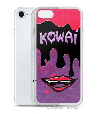 KOWAI Vampire Lips Phone Case - iPhone/Samsung