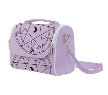 Magic Circle Satchel Shoulder Bag