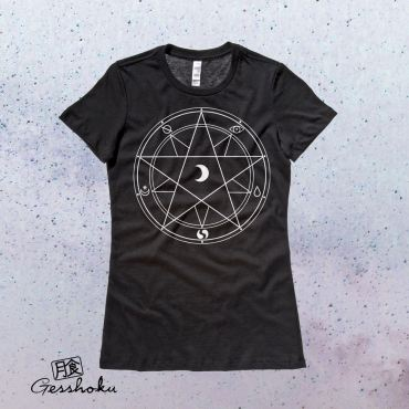 Magic Circle Ladies T-shirt