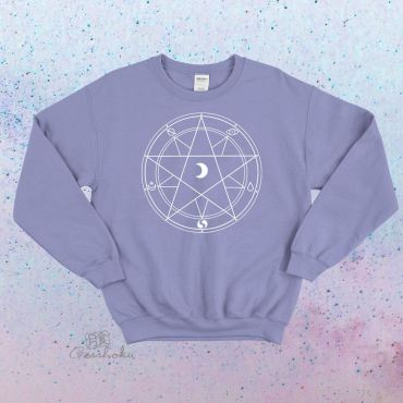 Magic Circle Crewneck Sweatshirt