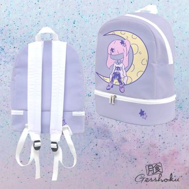 Pastel Moon Yume Kawaii Backpack