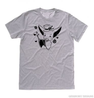 It's Showtime! Magical Bat T-shirt