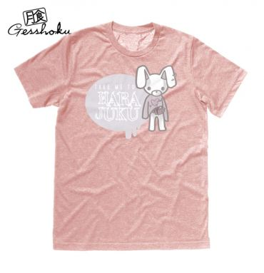 Take Me To Harajuku T-shirt