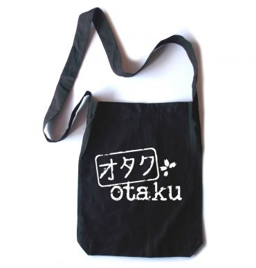Otaku Stamp Crossbody Tote Bag