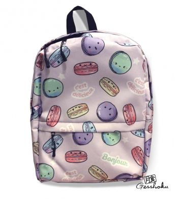 Delicious Macarons Classic Backpack with Laptop Sleeve