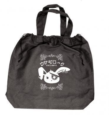 Usagi Rock Extra-Large Drawstring Beach Bag