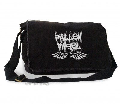 Fallen Angel Messenger Bag